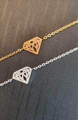 Exemple Bijoux fantaisie n°125 zone Val de Marne par Les bijoux d'Odélia