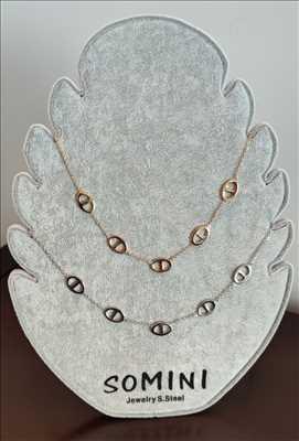 Photo Bijoux fantaisie n°475 dans le département 94 par Les bijoux d'Odélia