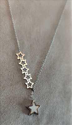 Exemple Bijoux fantaisie n°477 zone Val de Marne par Les bijoux d'Odélia