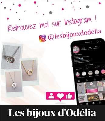 Photo Bijoux fantaisie n°578 à Créteil par Les bijoux d'Odélia