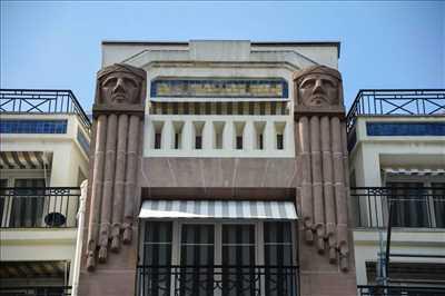 Exemple Bijoux n°61 zone Paris par OBAGEM
